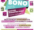 Cartel web Laudio Bono