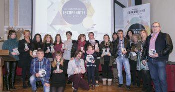 Foto Grupo Entrega premios